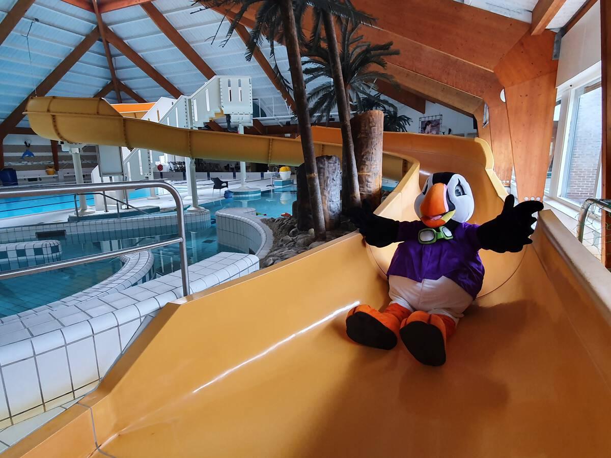 Nu ook op donderdag recreatief zwemmen!