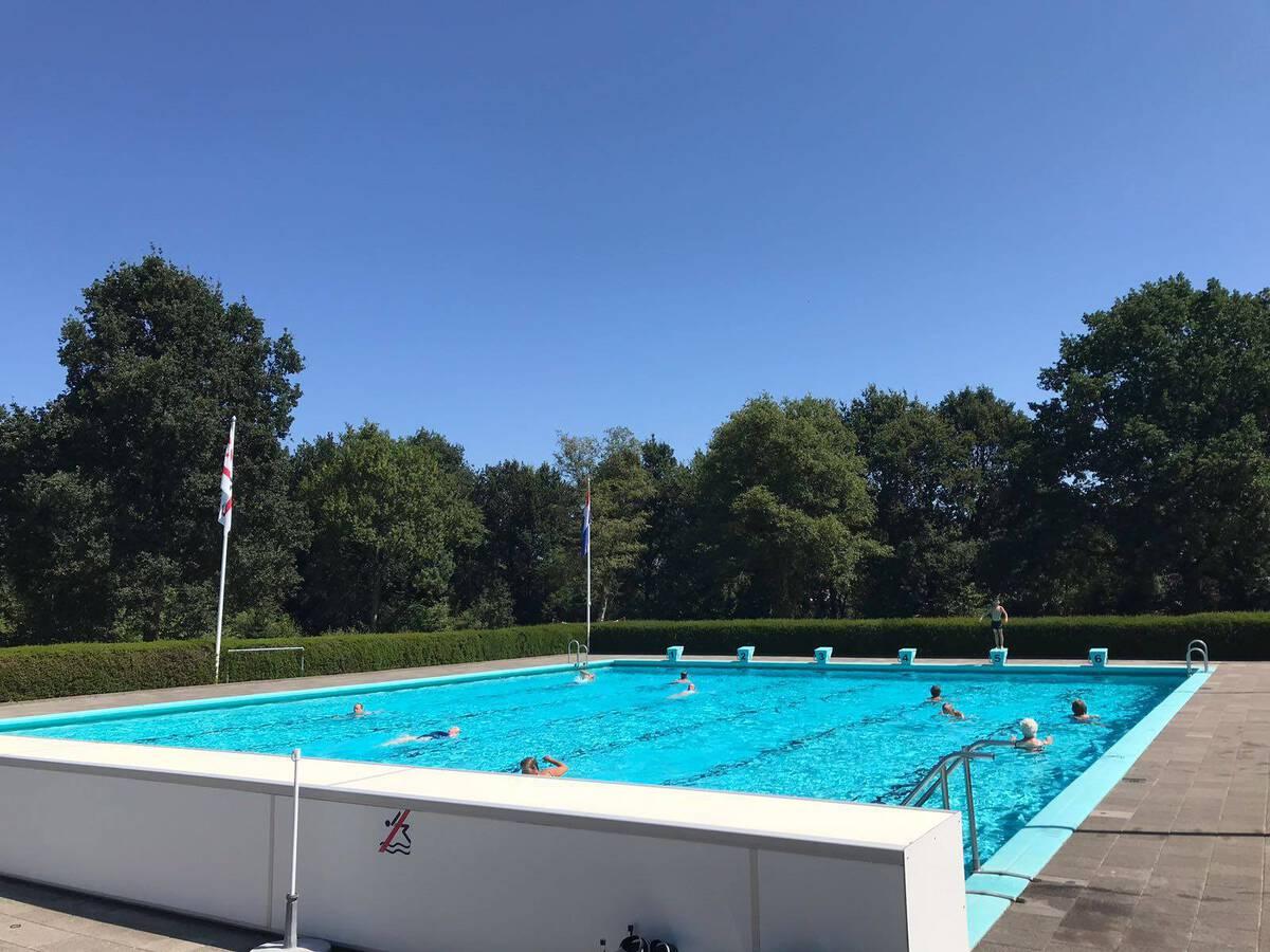 Zwemles Zomerbad Peize