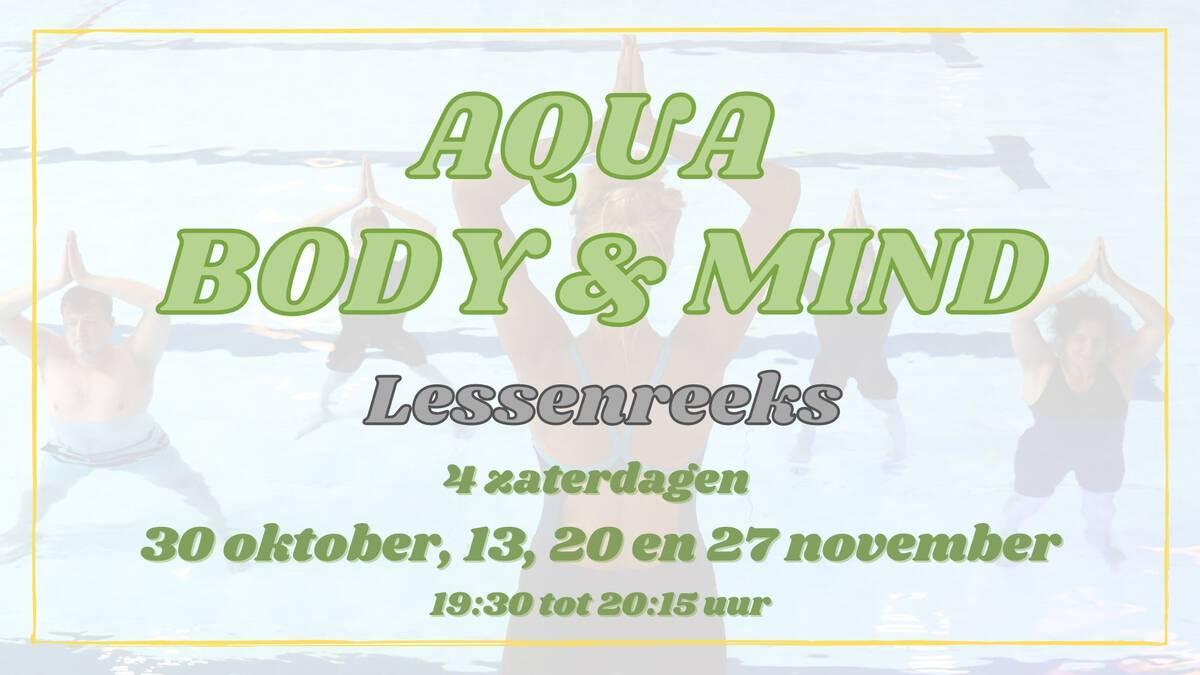 Lessenreeks Aqua Body&Mind