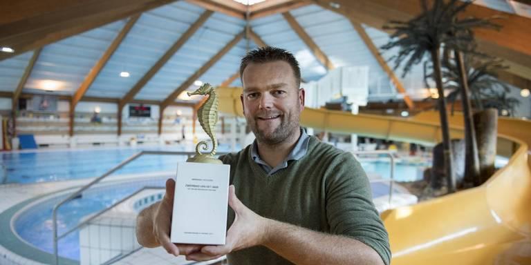 Molenduinbad Norg wint gouden zeepaardje
