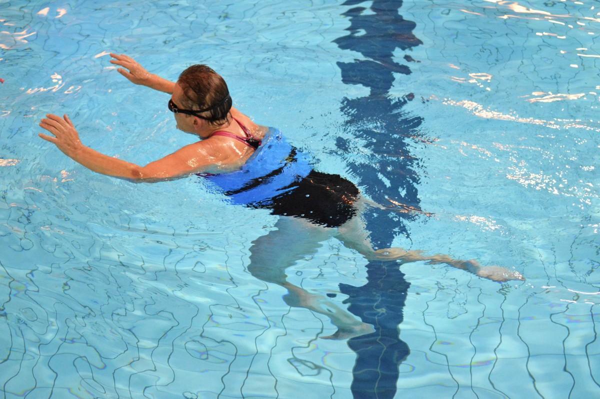 volwassenen zwemles