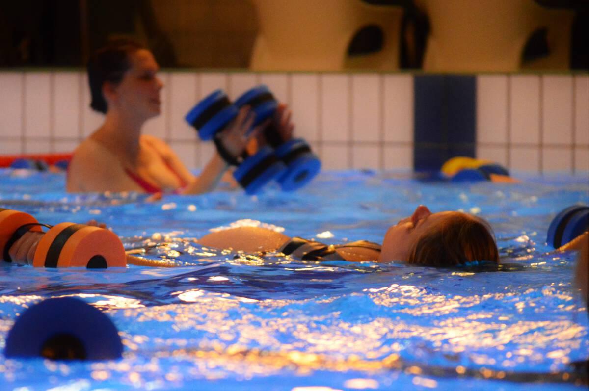 Start nieuwe groep zwangerschapszwemmen