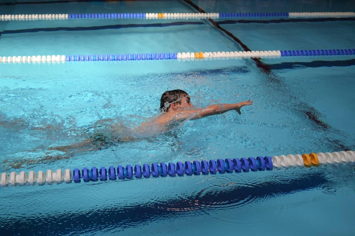 Finales schoolzwemkampioenschappen 25 april