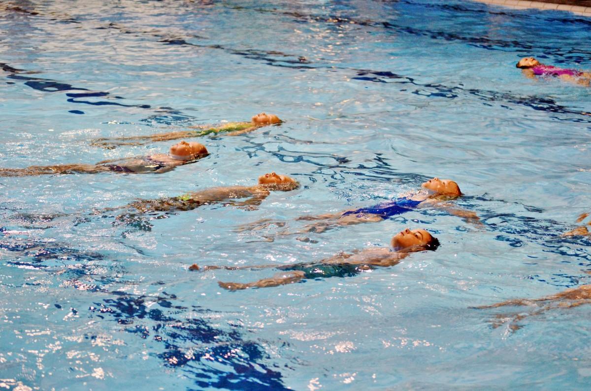 Zwemles in het Molenduinbad Norg is leuk!