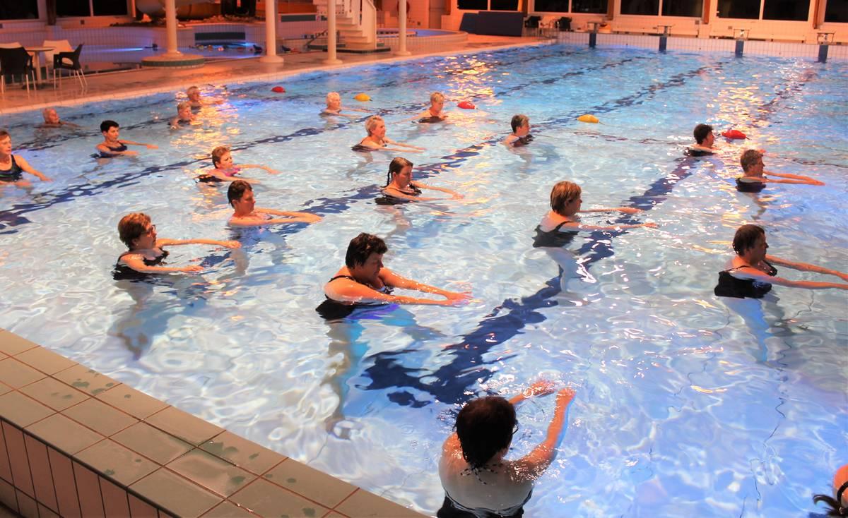 Zwembad Assen aquasporten