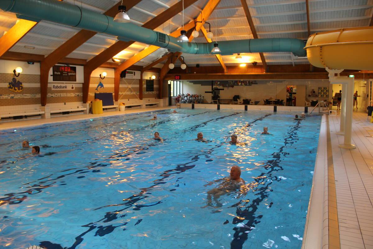 Banen zwemmen weer mogelijk