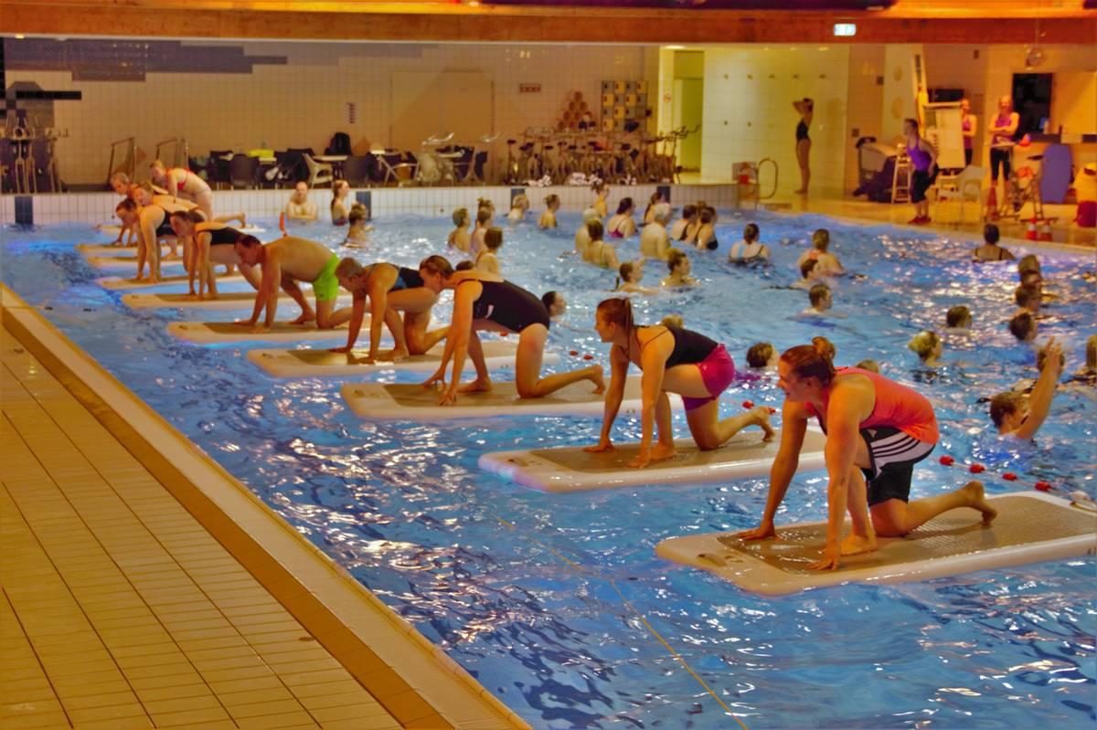 Nieuwe tijden Aquasporten