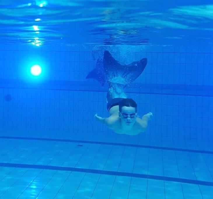 Clinic zeemeerminzwemmen 3 oktober!