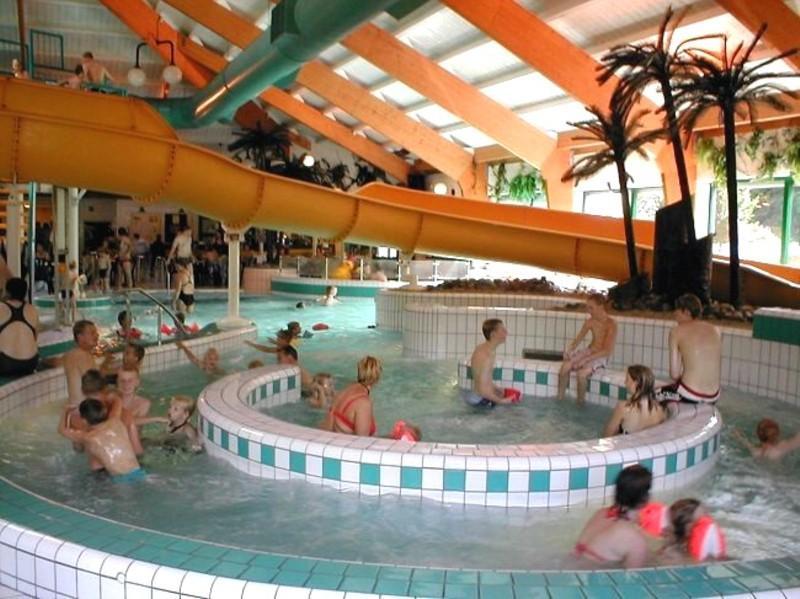 Zwembad bij Assen