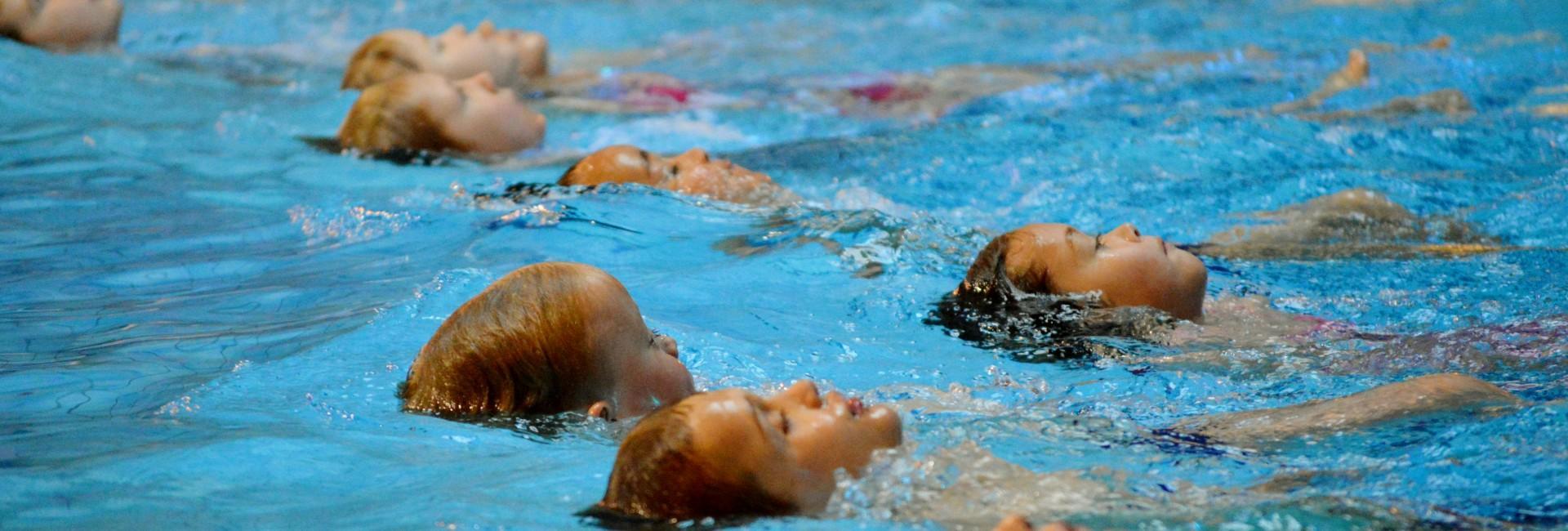 Zwemles in Molenduinbad Norg